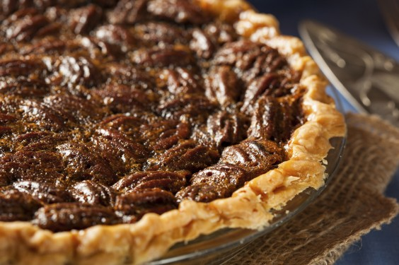 Enjoy Thanksgiving Dinner on Any Diet: Pecan Pie