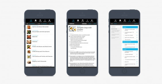 Pepperplate App