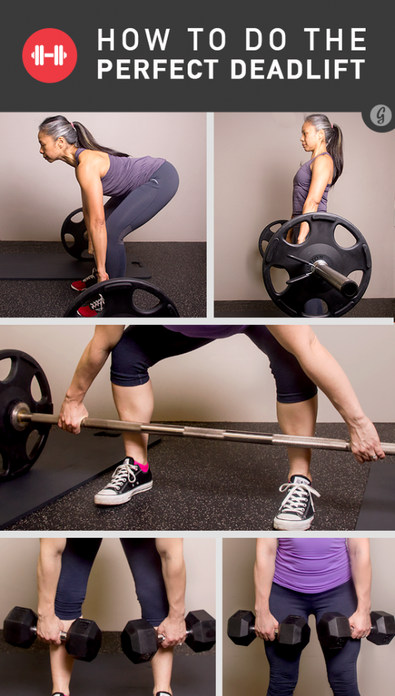 Deadlifts: How to Do a Perfect Deadlift
