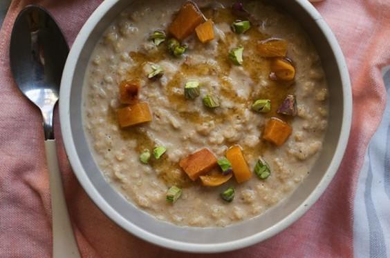 Persimmon Porridge