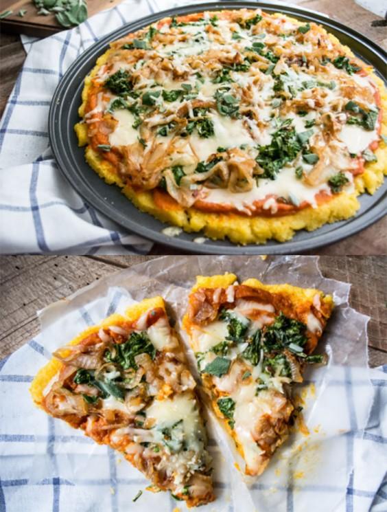 Kabocha Pizza
