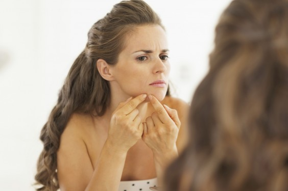 Popping a Pimple: Should You or Shouldn't You?