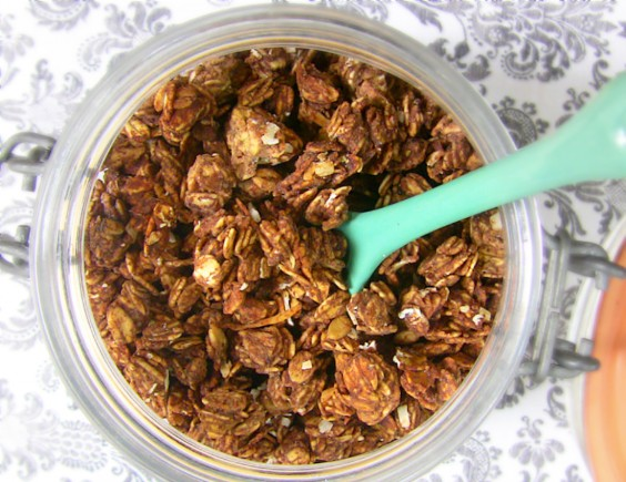 Homemade Granola Recipes: High Protein Granola