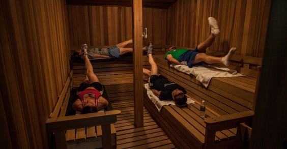 ProAthlete Inc Employee Sauna