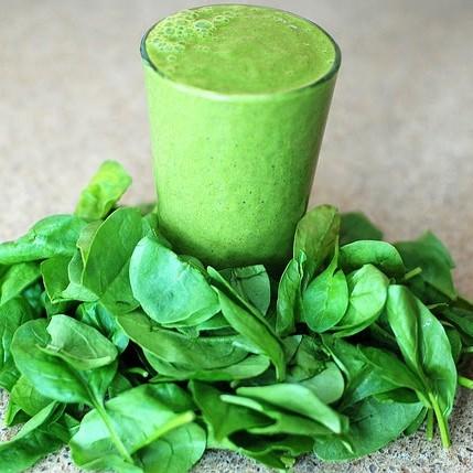 Guerrilla Milk Green Smoothie