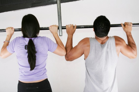 23 Ways to Get More Out of Your Workout: Partner Up