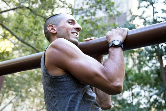 Playground and Park Workout Moves