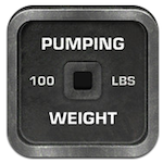 Pumping Weight app