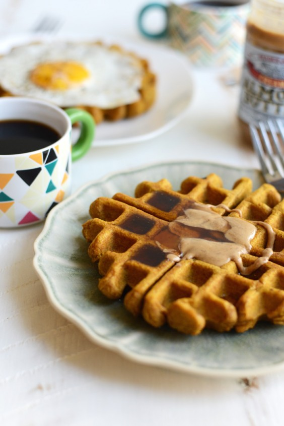 Healthy Waffle Recipes That Put Them Back in the Spotlight ...