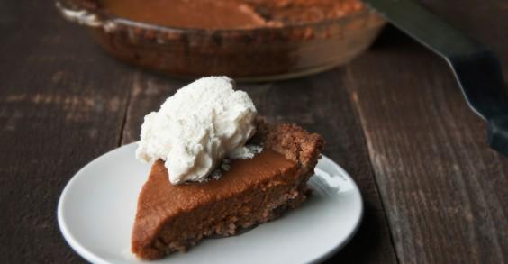 Enjoy Thanksgiving Dinner on Any Diet: Pumpkin Pie