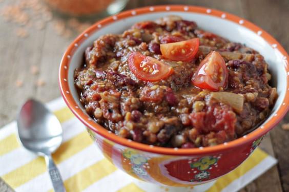 Pumpkin Red Lentil Soup Recipe