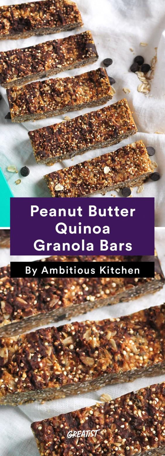 Ambitious Kitchen Roundup: Granola Bars