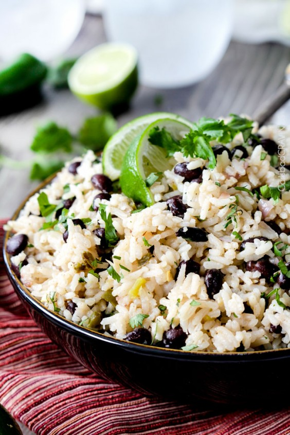 black beans: Black Beans and Rice