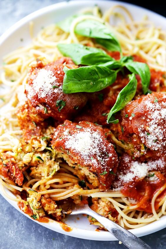 Ricotta Zucchini Veggie Meatballs