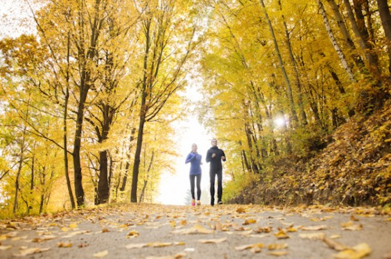 18 Ways to Change Up Your Running Routine: Run with a Friend