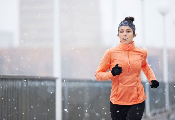 It's Never Too Cold to Exercise