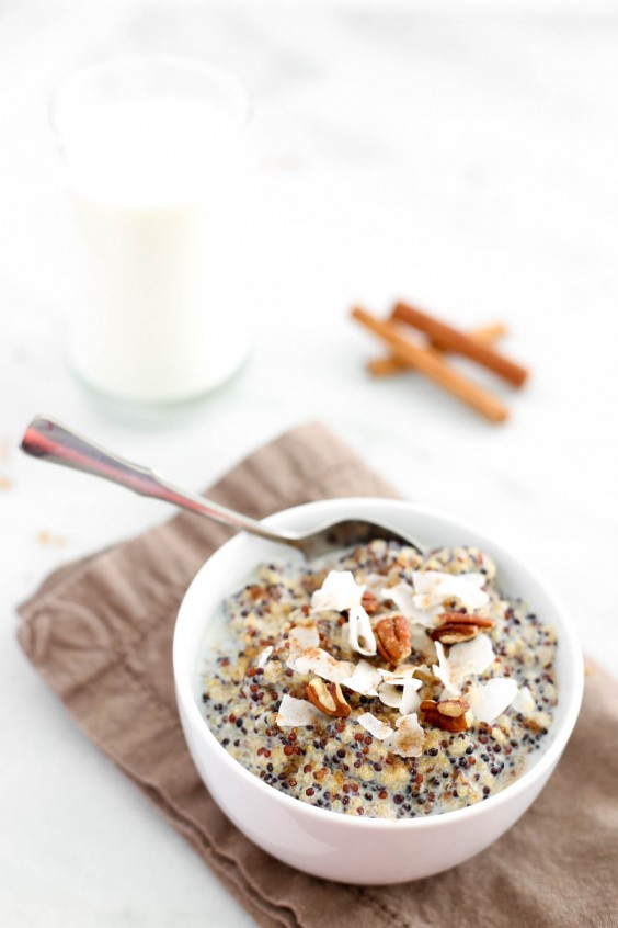 recipe: quinoa for breakfast weight loss [17]