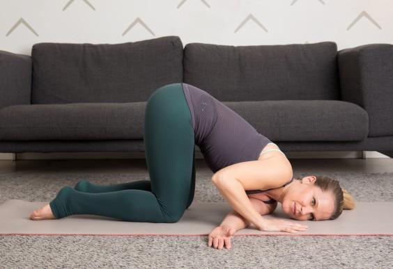 Thread-the-Needle Stretch