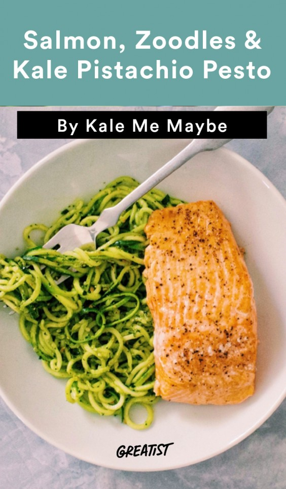 salmon zoodles banner