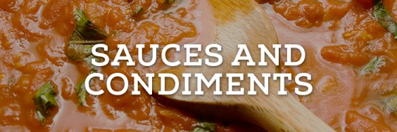 Sneak Veggies Into Any Meal: Sauces and Condiments