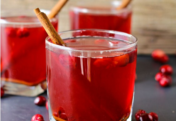 5. Slow Cooker Mulled Wine