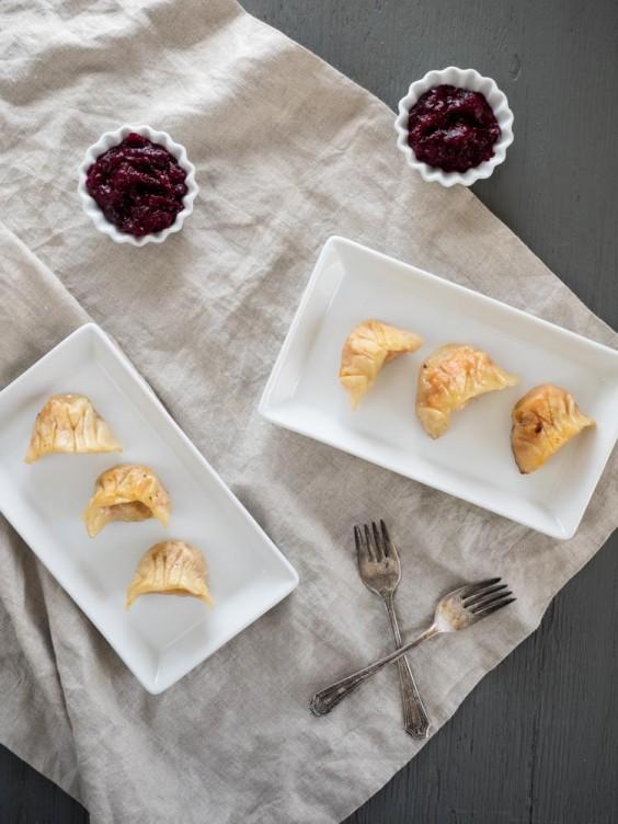 19. Apple Sweet Potato Dumplings