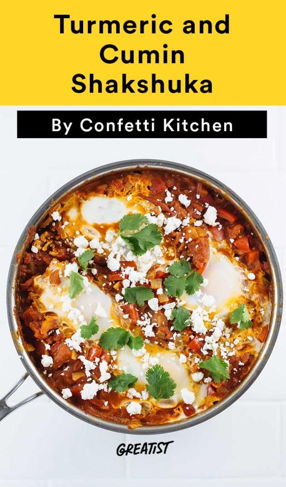 confetti kitchen: Shakshuka