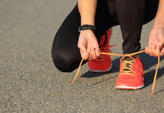 Running Tips Shoes