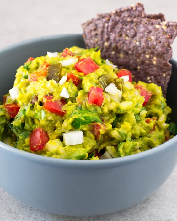 20 Gluten-Free Lunches: Guacamole Rice Salad