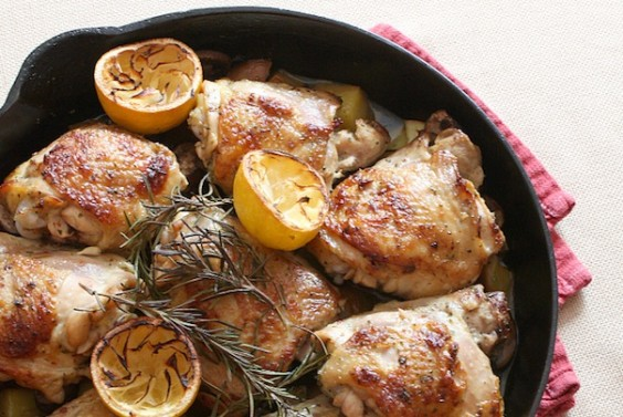 Skillet Chicken