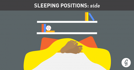 The Best (and Worst) Positions for Sleeping: Side Sleepers