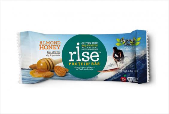 Rise Almond Honey Protein Bar