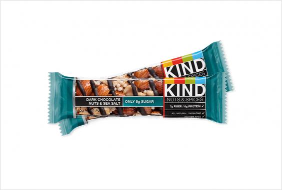 KIND Dark Chocolate Nuts and Sea Salt