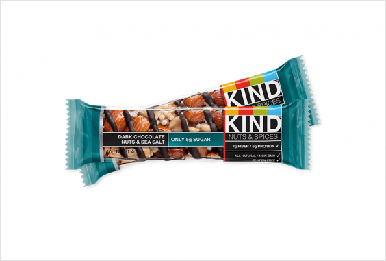 Exceptionnel KIND Dark Chocolate Nuts And Sea Salt
