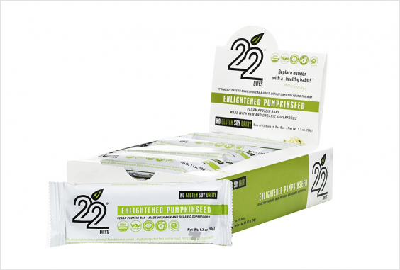 22 Days Nutrition Enlightened Pumpkin Seed