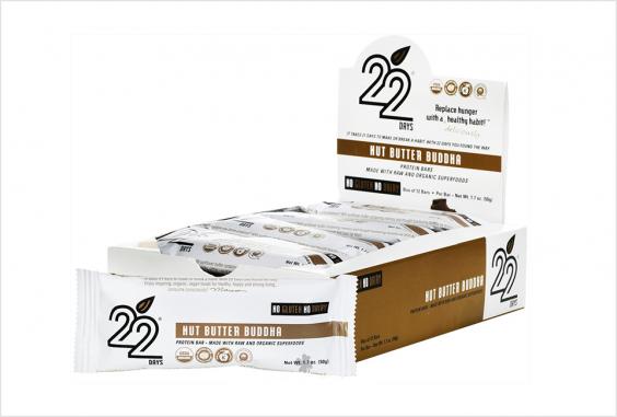 22 Days Nutrition Nut Butter Buddha