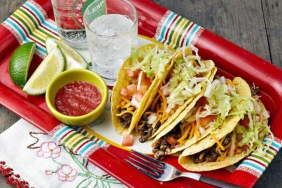 Slow Cooker Vegan Lentil-Quinoa Taco Filling