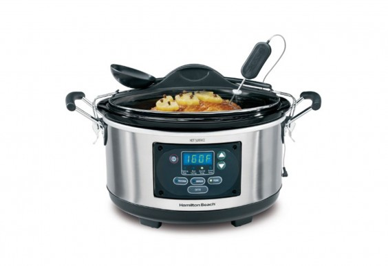 Hamilton Beach Set n Forget Programmable Slow Cooker