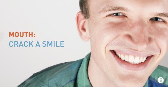 8 Body Language Hacks: Crack a Smile
