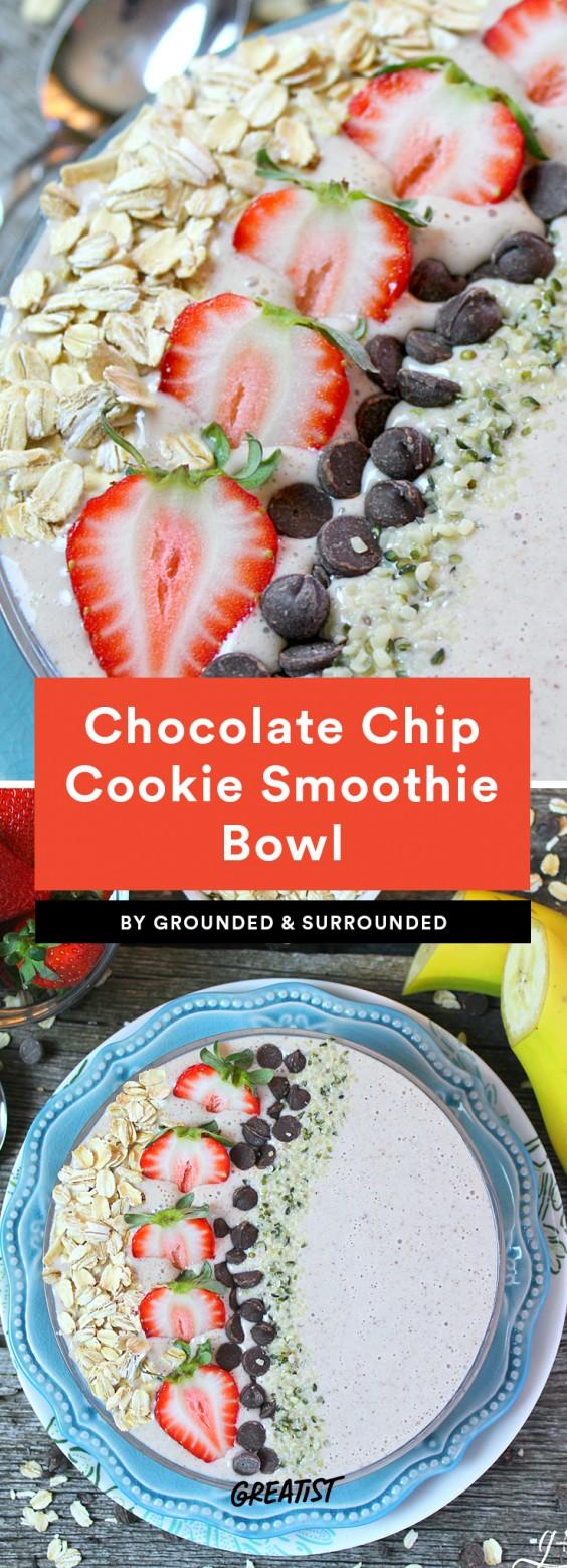 Smoatmeal: Chocolate Chip