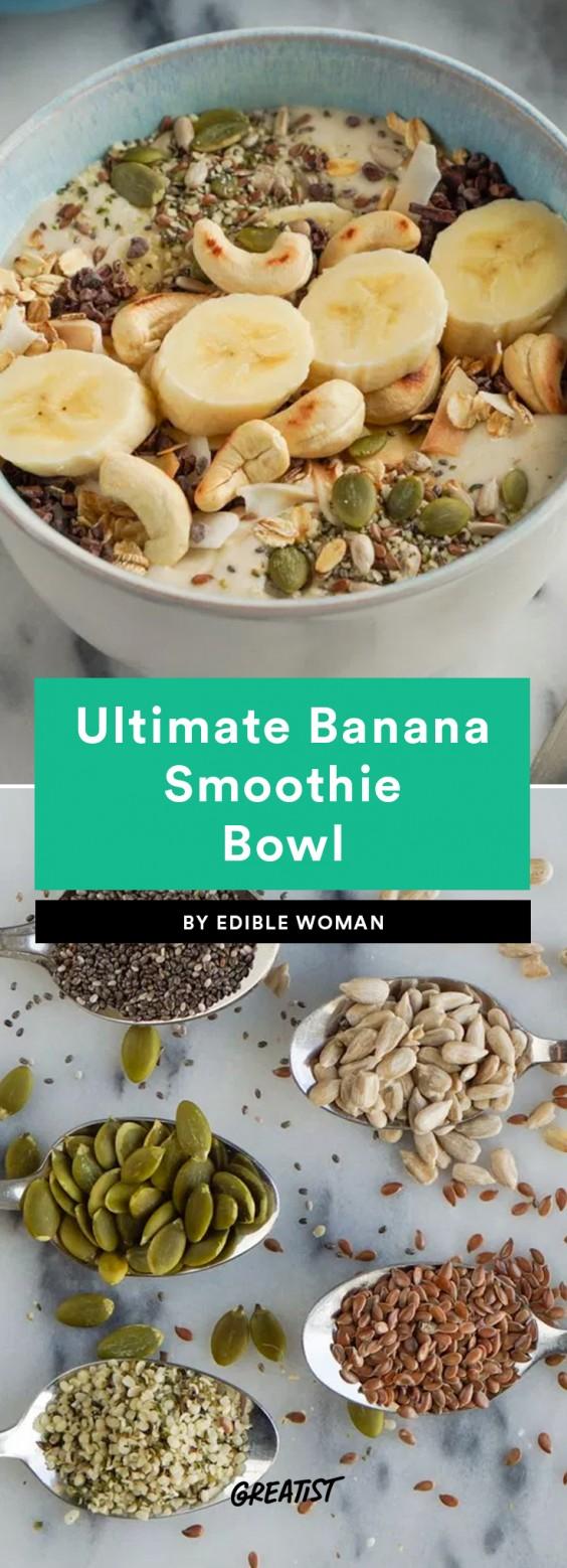 Smoatmeal: Ultimate Banana