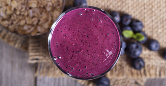 Healthier Ways to Satisfy Your Sweet Tooth: Smoothie