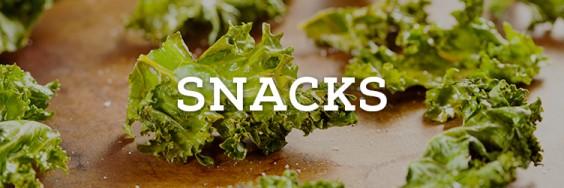 Sneak Veggies Into Any Meal: Snacks