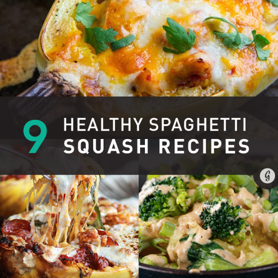 9 Mouthwatering Spaghetti Squash Recipes