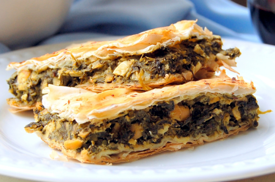 Vegan Spanakopita Recipe