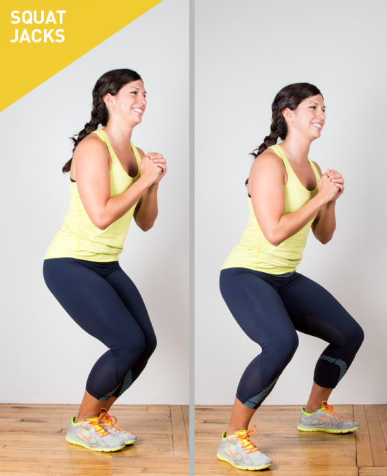40 Squat Variations You Need To Try