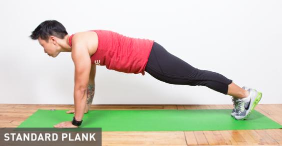 how to make core exercises fun