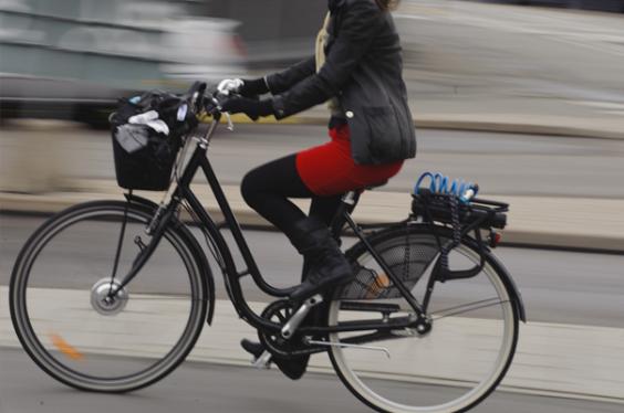 Sightseeing by Bike