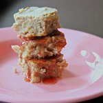 Strawberry White Bean Blondies_150sq