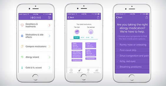 Iodine: The One App You Need Before Starting a New Medication